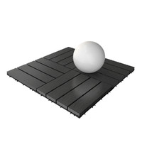 obj wooden deck tile v9