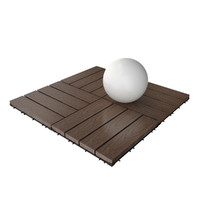 3ds wooden deck tile v10