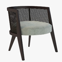 Harvey Probber Lounge Chair