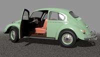blend wolkswagen old beetle
