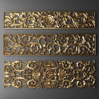 Fretwork SET woodcarving