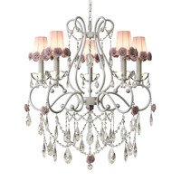 Bebe Diva 5 Lights Chandelier
