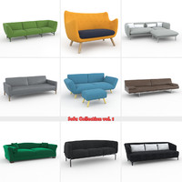 3ds max sofa vol 1