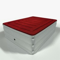 3dsmax air mattress
