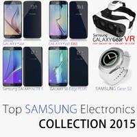 samsung 5 2015 3d model