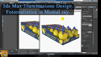 Tutorial Illuminazione Design in 3ds max