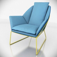 New York Armchair - Saba Italia