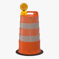 barrel barricade max