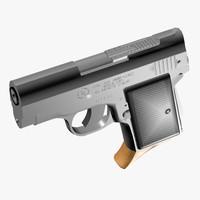 3d amt backup gun model