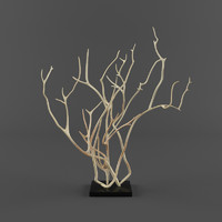 ARTERIORS Home Dunston Tree Sculpture in Beige