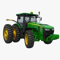 tractor john deere 8285r model