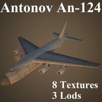 an124-100 antonov ruslan volga-dnepr max