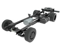chassis 4 3d x