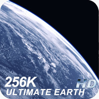 3d earth clouds 256k