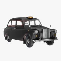 3d london cab fx4