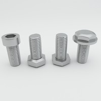 3d model hexagonal bolt