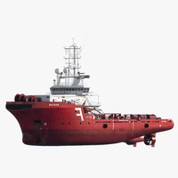 Anchor Handling Tug Supply Vessel AHTS