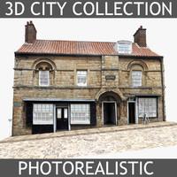 3d photorealistic house