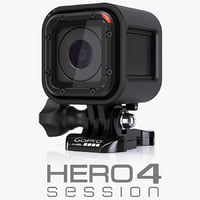 3d hero4 session