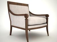 Baker Restaurant Chair