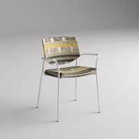chair freelance 3d model