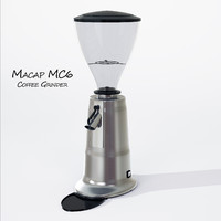 Macap MC6 Coffee Grinder