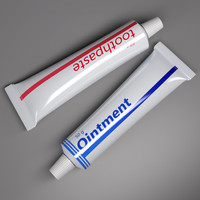 obj toothpaste ointment