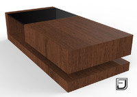 3ds max coffee table 7