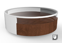 3d model coffee table 3