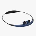 bluetooth headset 3D models