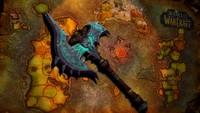 3d model legendary world warcraft