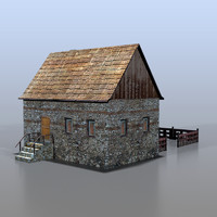 house german 3d max