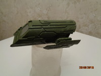 3D-Printable Kit Stargate Atlantis Puddle Jumper