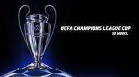 champions league cup 3d x