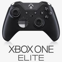 c4d xbox elite controller
