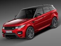 3d model 2016 sport range