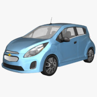 3ds max 2015 chevy spark