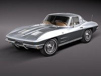 Chevrolet Corvette Stingray C2 1966