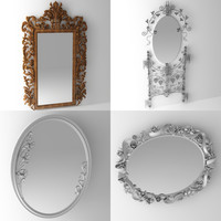 mirror classic 3d max
