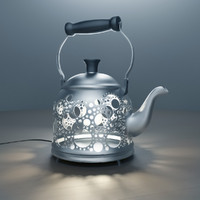 obj creative lamp