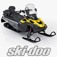 Snowmobile Ski-Doo Expedition SE 2015