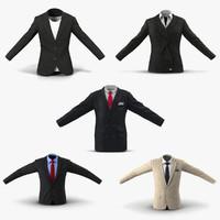 3dsmax suit jackets