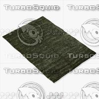 3d amara rug smart l-clove model
