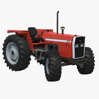 max tractor generic 5 rigged