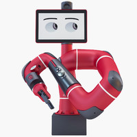 max sawyer industrial robot