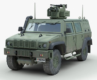 military jeep 3ds