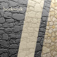 3dsmax bricks wall