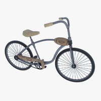 bicycle cycle 3d 3ds