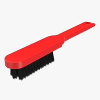 dust brush 3d model
