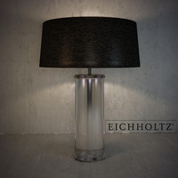3d 3ds table lamp eichholtz paddington